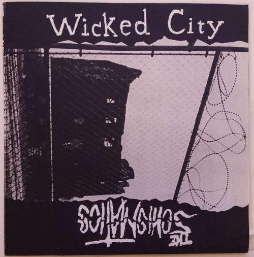 Cover The Schismatics (2) - Wicked City (7, EP) Schallplatten Ankauf