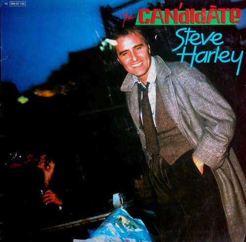 Bild Steve Harley - The Candidate (LP, Album) Schallplatten Ankauf