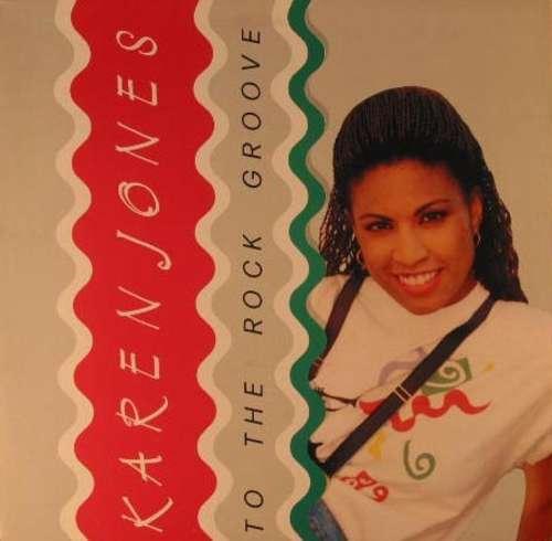 Bild Karen Jones - To The Rock Groove (12) Schallplatten Ankauf
