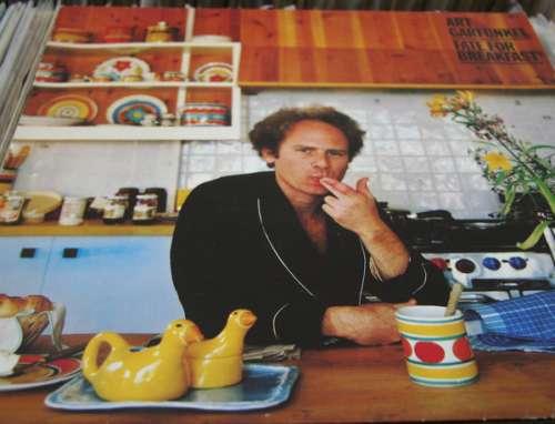 Bild Art Garfunkel - Fate For Breakfast (LP, Album, Red) Schallplatten Ankauf
