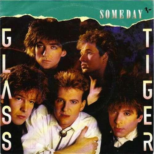 Bild Glass Tiger - Someday (7, Single) Schallplatten Ankauf