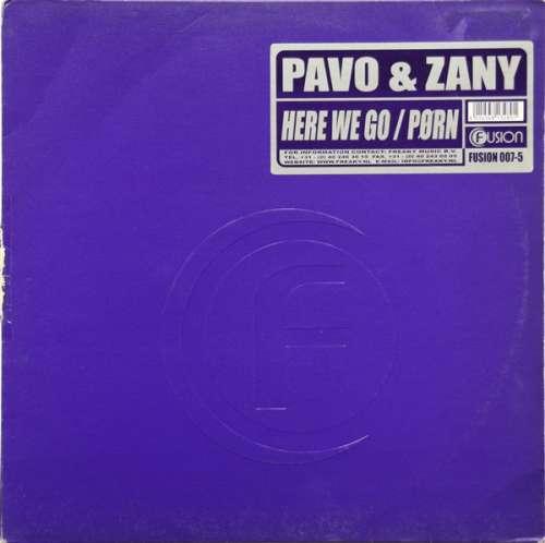 Cover zu Pavo & Zany - Here We Go / Pørn (12) Schallplatten Ankauf