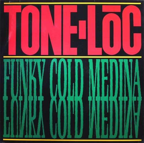 Cover zu Tone-Lōc* - Funky Cold Medina (12, Maxi) Schallplatten Ankauf