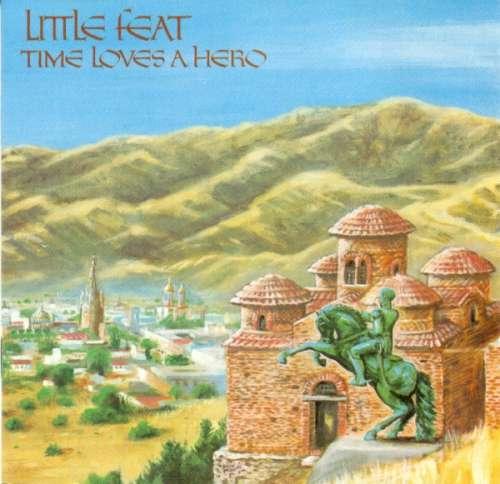 Bild Little Feat - Time Loves A Hero (LP, Album, RP) Schallplatten Ankauf