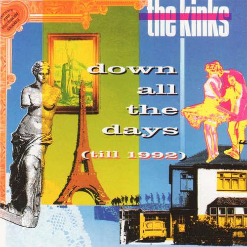 Cover The Kinks - Down All The Days (Till 1992) (12) Schallplatten Ankauf