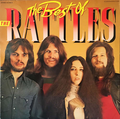 Cover The Rattles - The Best Of The Rattles (LP, Comp) Schallplatten Ankauf