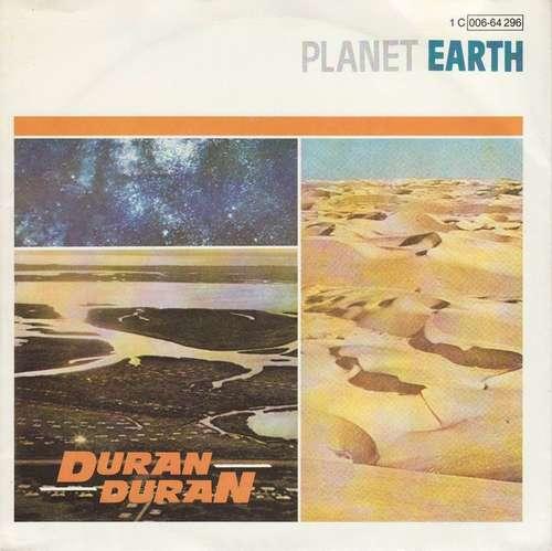 Cover Duran Duran - Planet Earth (7, Single) Schallplatten Ankauf