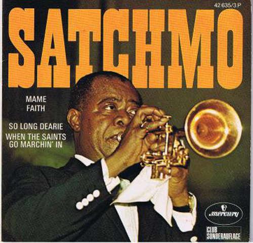Bild Louis Armstrong - Satchmo (7, EP, Club) Schallplatten Ankauf