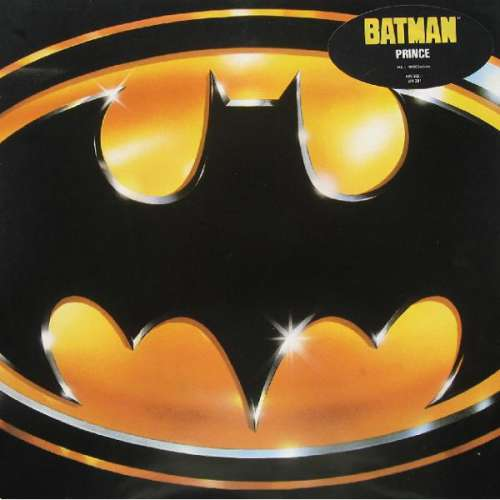 Cover zu Prince - Batman™ (Motion Picture Soundtrack) (LP, Album) Schallplatten Ankauf