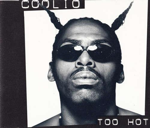 Cover Coolio - Too Hot (CD, Maxi) Schallplatten Ankauf