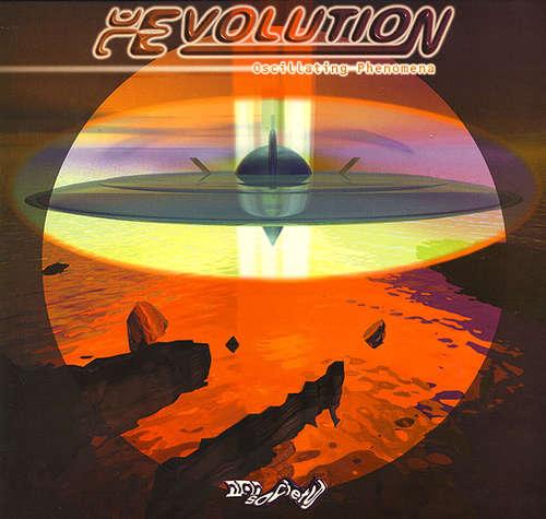 Cover Evolution (2) - Oscillating Phenomena (2x12, Album) Schallplatten Ankauf