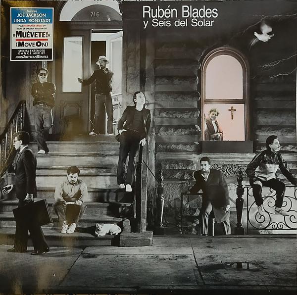 Cover Rubén Blades* Y Seis Del Solar - Escenas (LP, Album + 7, S/Sided) Schallplatten Ankauf