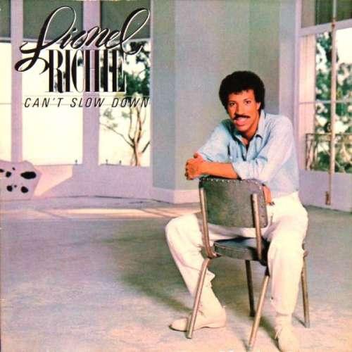 Bild Lionel Richie - Can't Slow Down (LP, Album, Gat) Schallplatten Ankauf
