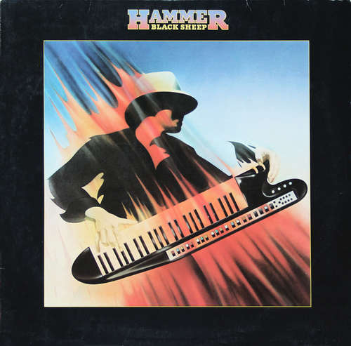 Bild Hammer (7) - Black Sheep (LP, Album) Schallplatten Ankauf