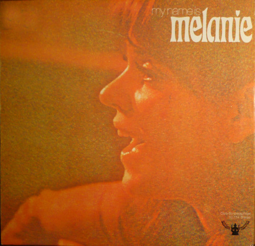 Cover zu Melanie (2) - My Name Is Melanie (LP, Comp, Club) Schallplatten Ankauf