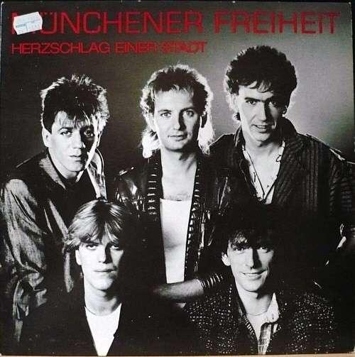 Bild Münchener Freiheit - Herzschlag Einer Stadt (LP, Album) Schallplatten Ankauf