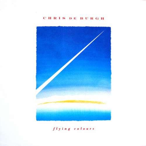 Bild Chris de Burgh - Flying Colours (LP, Album) Schallplatten Ankauf