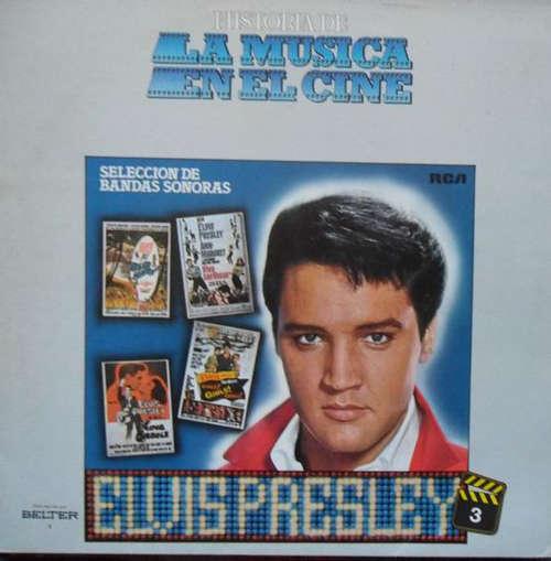Bild Elvis Presley - Seleccion De Bandas Sonoras (LP, Comp) Schallplatten Ankauf