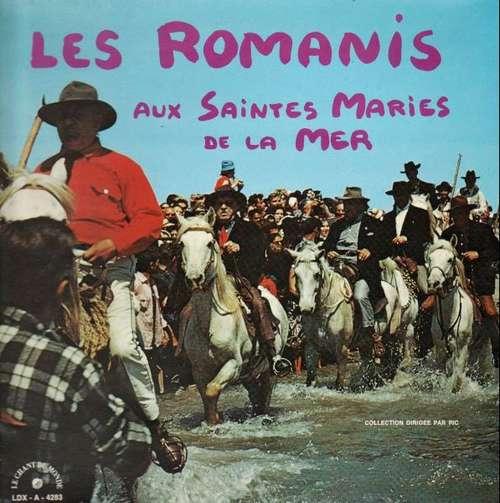 Cover Les Romanis* - Aux Saintes Maries De La Mer (LP, Mono) Schallplatten Ankauf