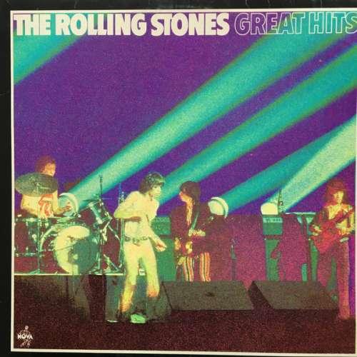 Cover The Rolling Stones - Great Hits (LP, Comp) Schallplatten Ankauf