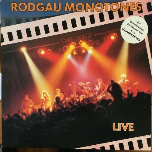 Bild Rodgau Monotones - Live (12, MiniAlbum) Schallplatten Ankauf