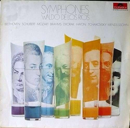 Bild Waldo De Los Rios - Symphonies (LP, Album) Schallplatten Ankauf