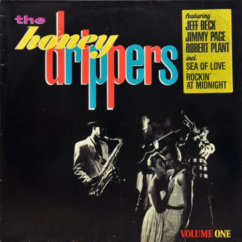 Bild The Honeydrippers - Volume One (12, EP) Schallplatten Ankauf