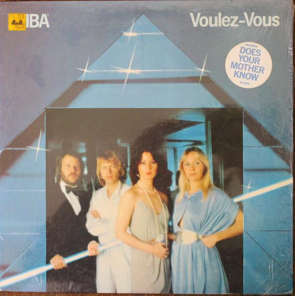 Cover ABBA - Voulez-Vous (LP, Album, SP) Schallplatten Ankauf