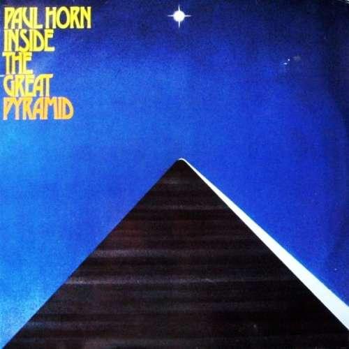 Cover Paul Horn - Inside The Great Pyramid (2xLP, Album, RM) Schallplatten Ankauf