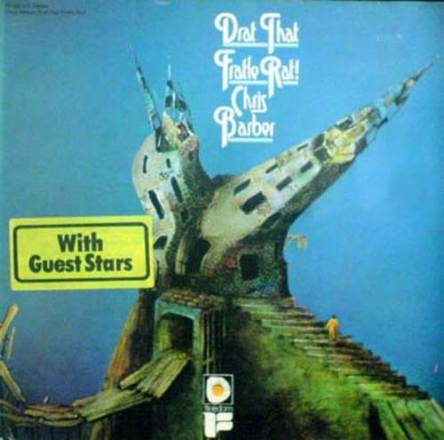 Cover zu Chris Barber - Drat That Fratle Rat! (LP, Album) Schallplatten Ankauf