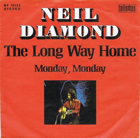 Bild Neil Diamond - The Long Way Home (7, Single) Schallplatten Ankauf
