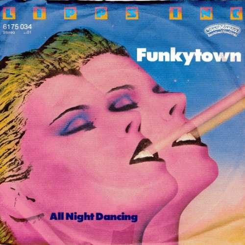 Cover Lipps, Inc. - Funkytown (7, Single) Schallplatten Ankauf