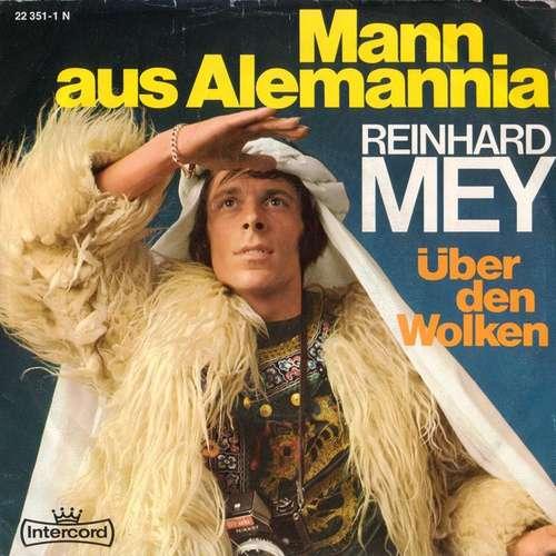 Bild Reinhard Mey - Mann Aus Alemannia (7) Schallplatten Ankauf