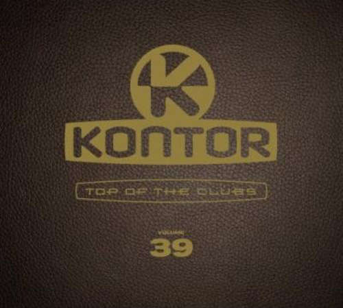 Cover Various - Kontor - Top Of The Clubs Volume 39 (3xCD, Comp, Mixed) Schallplatten Ankauf