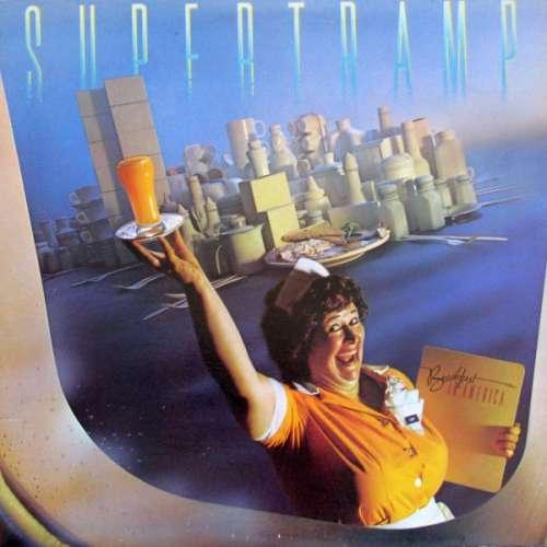 Cover zu Supertramp - Breakfast In America (LP, Album) Schallplatten Ankauf