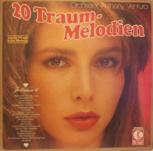 Bild Orchester Anthony Ventura - 20 Traum-Melodien (Je T'Aime 6) (LP, Comp) Schallplatten Ankauf