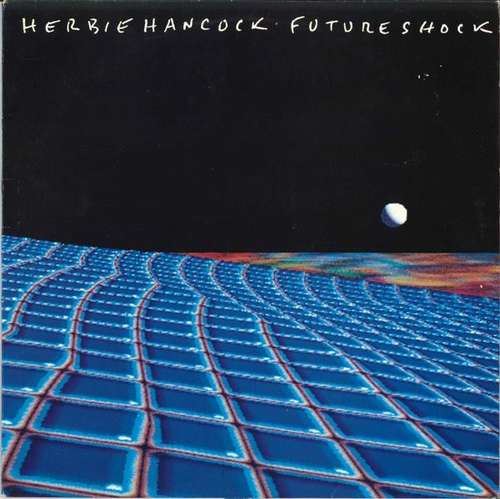 Cover Herbie Hancock - Future Shock (LP, Album) Schallplatten Ankauf