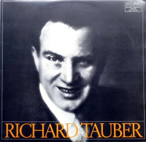 Cover Richard Tauber - Richard Tauber (LP, Comp, Mono) Schallplatten Ankauf