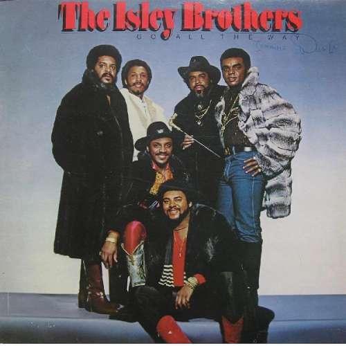 Bild The Isley Brothers - Go All The Way (LP, Album) Schallplatten Ankauf