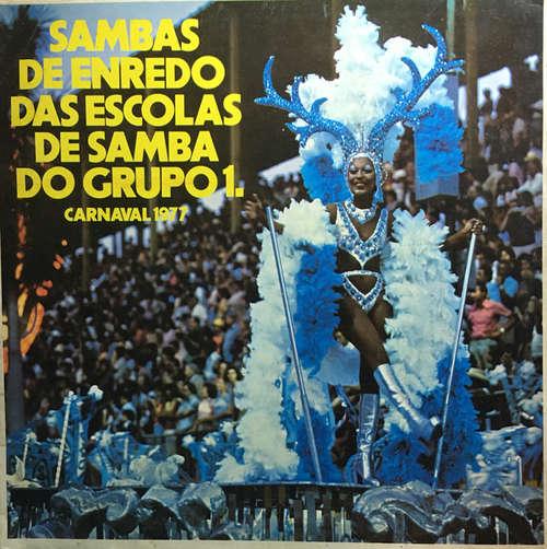 Cover Various - Sambas De Enredo Das Escolas De Samba Do Grupo 1 (LP, Comp, Gat) Schallplatten Ankauf