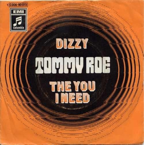 Bild Tommy Roe - Dizzy / The You I Need (7, Single) Schallplatten Ankauf