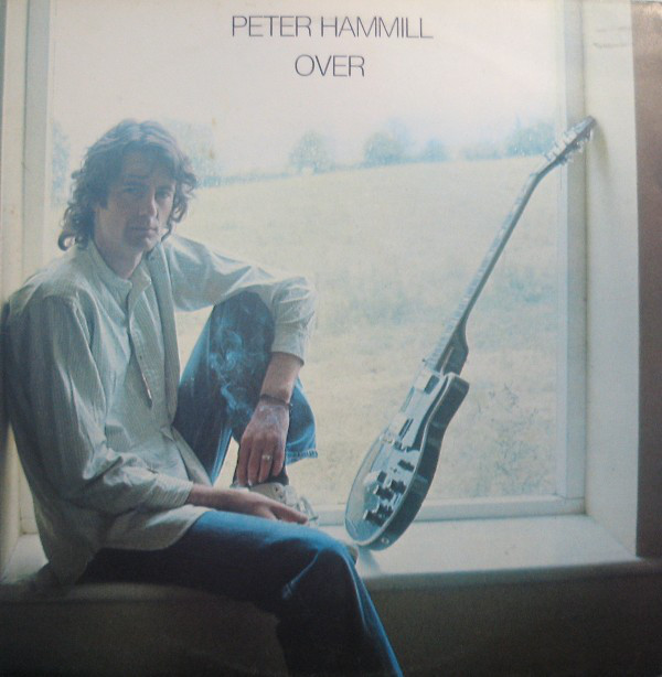 Bild Peter Hammill - Over (LP, Album) Schallplatten Ankauf