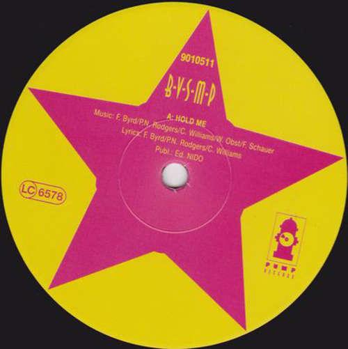 Bild B.V.S.M.P. - Hold Me (12, Maxi) Schallplatten Ankauf