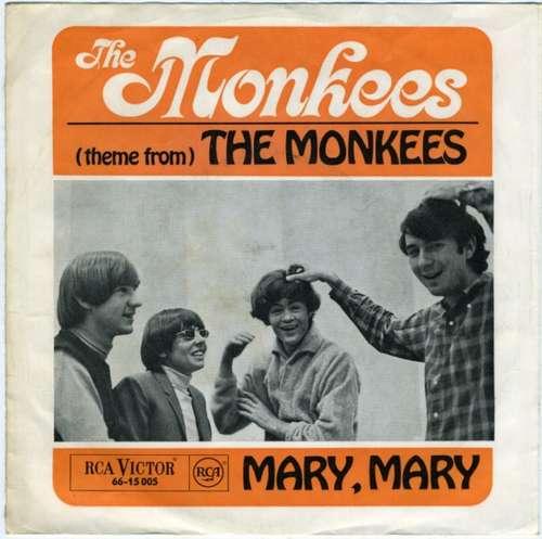 Bild The Monkees - (Theme From) The Monkees / Mary, Mary (7, Single) Schallplatten Ankauf