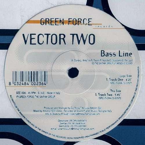 Bild Vector Two - Bass Line (12) Schallplatten Ankauf