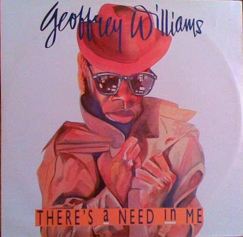 Bild Geoffrey Williams - There's A Need In Me (12) Schallplatten Ankauf