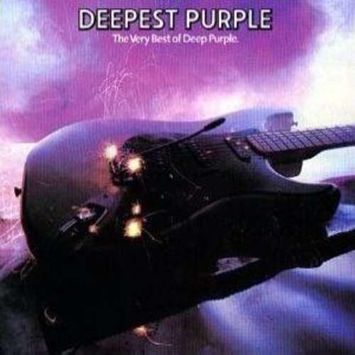 Cover Deep Purple - Deepest Purple : The Very Best Of Deep Purple (LP, Comp) Schallplatten Ankauf