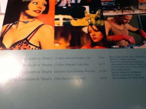 Bild Chris Kain - The Decision Is Yours (12) Schallplatten Ankauf