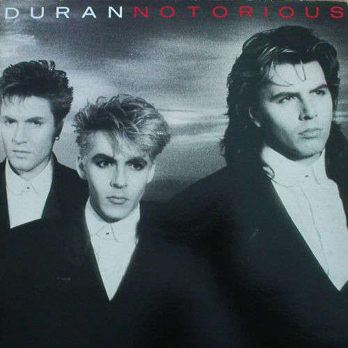 Cover Duran Duran - Notorious (LP, Album) Schallplatten Ankauf