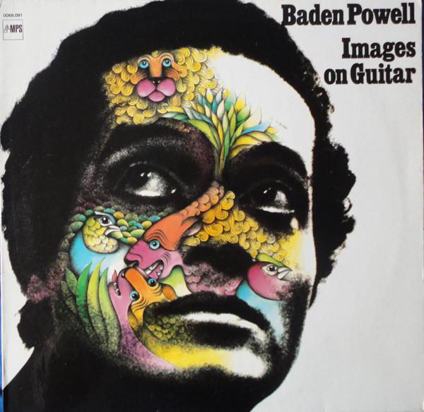 Cover Baden Powell & Janine* - Images On Guitar (LP, Album, RE) Schallplatten Ankauf